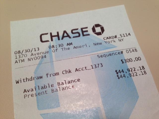 Chase Bank Personal Checks