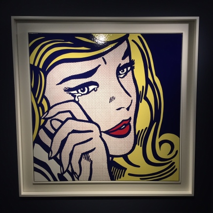 lichtenstein_crying girl